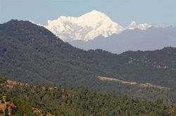 Everest from Daman, 2008